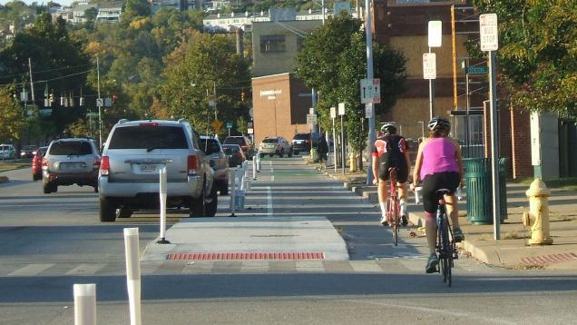central-parkway-bike-lane
