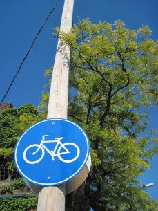 lakewood-bike-signage